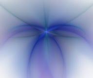 与被弄脏的蓝星纹理的白色抽象背景 turquo 库存图片