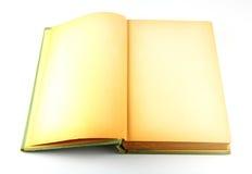老开放书 免版税库存照片
