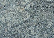 与裂缝的概略的具体纹理 图库摄影