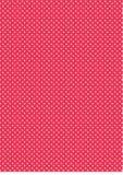 与许多的红色背景白色星 库存例证