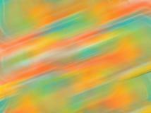 与软的淡色的抽象梯度行动迷离背景定调子,绿化,蓝色,桔子,黄色,桃红色 库存图片