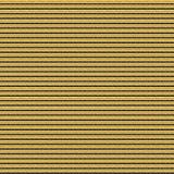 与金子和黑闪烁条纹的背景 库存图片