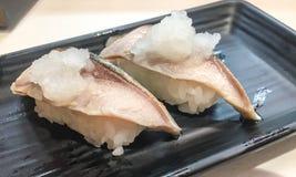 与金枪鱼的寿司 免版税图库摄影
