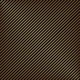 与金黄条纹的豪华背景在黑背景 向量例证