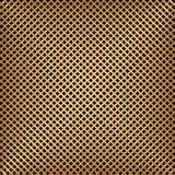 与金黄条纹的豪华背景在黑背景 库存例证