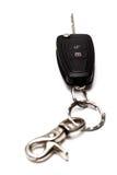 与锁定的新的汽车关键字和打开按钮 库存图片