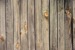 与镇压的灰色木老铺板背景 免版税库存图片