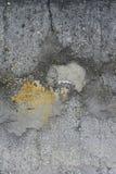 与镇压的老被佩带的膏药表面 生锈的膏药纹理 背景 膏药 墙壁 库存图片
