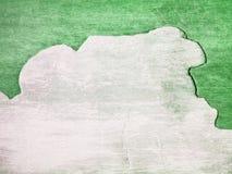 与镇压的绿色墙壁纹理,设计决策的背景 库存照片