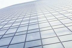 与镜子玻璃的大厦 库存照片