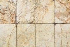 与长方形形状的大理石纹理 库存图片