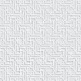 与难看的东西背景,浅灰色和白色墙纸的几何样式 库存照片