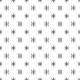 与雪花的圣诞节新年无缝的样式 背景上色节假日红色黄色 雪花 Xmas冬天时髦装饰 库存照片