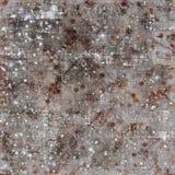 与雪花的抽象多雪的背景, 免版税库存图片