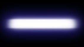 与霓虹作用的抽象波浪背景 免版税库存照片