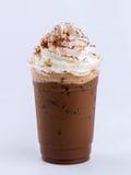 被冰的上等咖啡 免版税库存图片