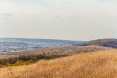 与领域的自然风景 库存照片