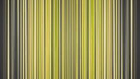 与颜色改变的条纹的意想不到的动画在慢动作,圈HD 1080p反对 皇族释放例证