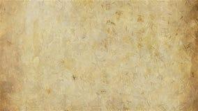 与飞行蝴蝶的生气蓬勃的装饰绘画背景边界 库存例证