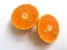 与高维生素C的果子柑橘 库存照片