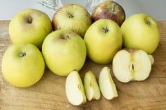 与高能内容和饮食纤维的果子 免版税库存照片