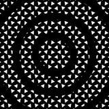 与黑半径摘要背景传染媒介il的三角消散 皇族释放例证