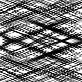 与任意疏散geometri的任意锋利抽象例证 皇族释放例证