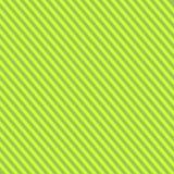 与绿色两音色的无缝的样式 对角条纹摘要背景传染媒介 库存照片
