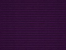 与紫色样式的抽象背景纹理 3d回报 数字式例证 库存图片