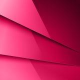 与紫色金属层数的抽象背景 免版税图库摄影