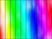 与绿色,黄色,蓝色,桃红色的五颜六色的抽象背景和 免版税库存图片
