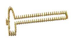 与黄色avarage的一张锤子等高图画镀锌了在白色背景隔绝的螺丝 库存照片
