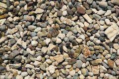 与细节的背景岩石 免版税库存照片