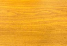 与黑褐色表面的木表 图库摄影