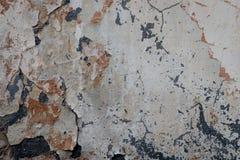 与attritions和镇压的墙壁片段 库存照片