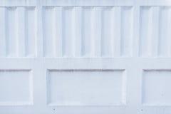 与attritions和镇压的墙壁片段 免版税库存图片