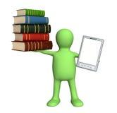 E -book 库存图片