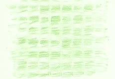 与eco铅笔难看的东西木炭纹理的绿色有机自然本底 免版税库存照片