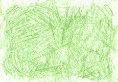 与eco铅笔难看的东西木炭纹理的绿色有机自然本底 库存照片