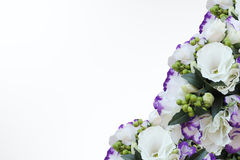 与eustomy的花束 库存照片