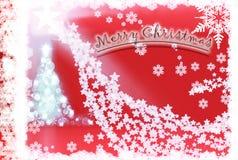 与ornaments2的圣诞节背景 库存图片