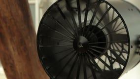 专业冷却风扇 股票录像