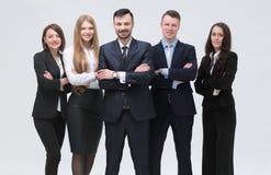 专业办公室工作人员的画象 免版税库存照片