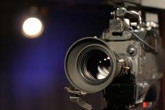 专业照相机 库存照片