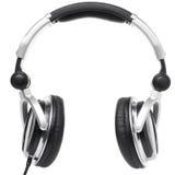 专业的耳机 免版税图库摄影