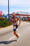 专业tissink triathlete 免版税库存照片