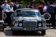 专属Gumboil 3000的超级汽车 库存照片
