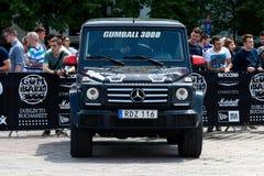 专属Gumboil 3000的超级汽车 免版税库存照片