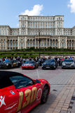 专属Gumboil 3000的超级汽车 图库摄影