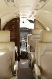 专用内部的喷气机 库存图片